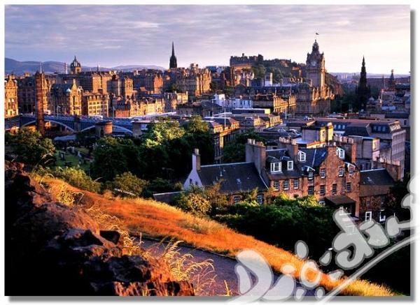 Курс по английски език историческия Единбург!