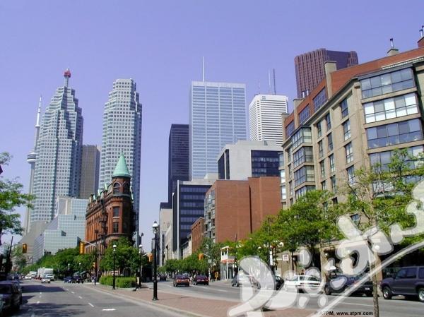 Торонто - курс по английски език (над 18)