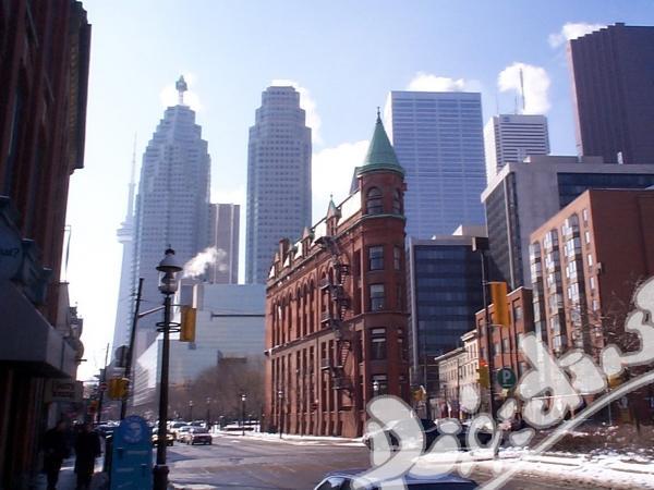 Канада Торонто курс по английски език над 18 интензивен