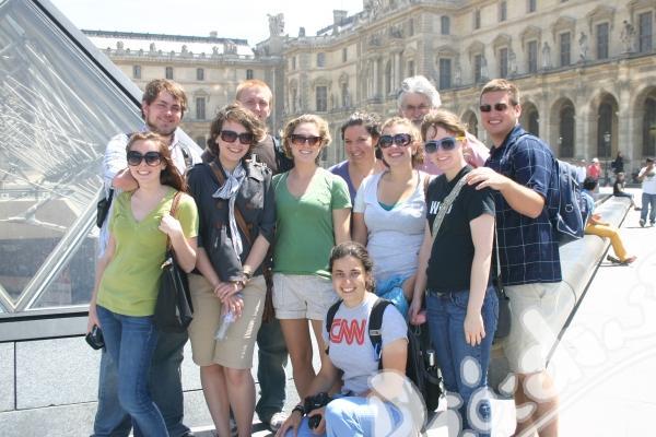 Френски език за студенти в Париж!