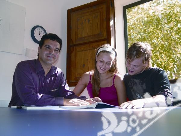 Учи испански и се наслади на плажа в Майорка