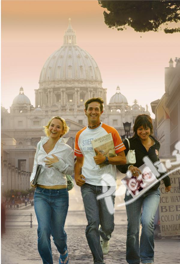 Интензивна подготовка за изпит по италиански език в Рим!