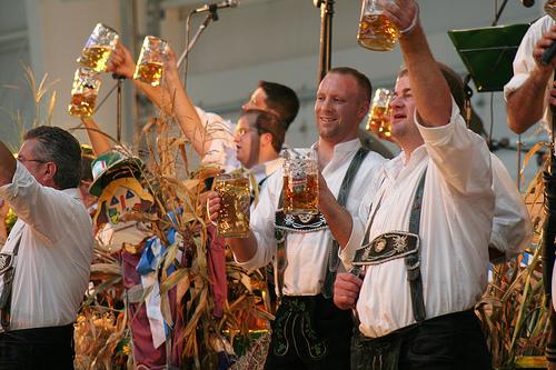 Октоберфест (Oktoberfest)