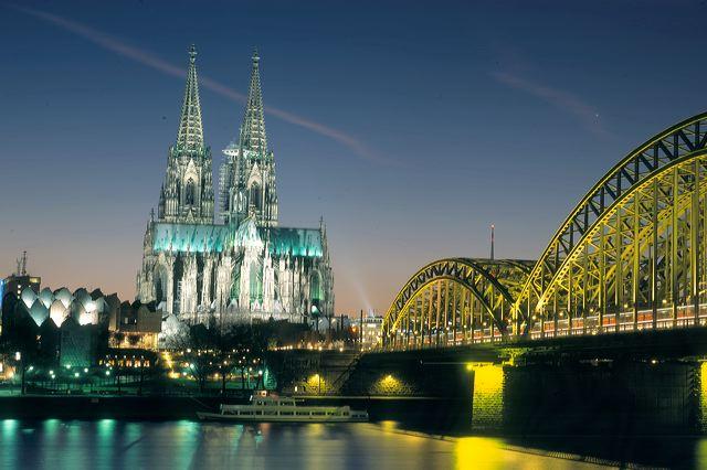 Кьолнската катедрала (Kölner Dom)