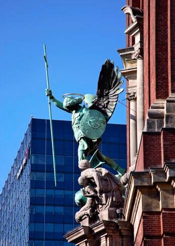"Катедралата ""Свети Михаил"" в Хамбург"