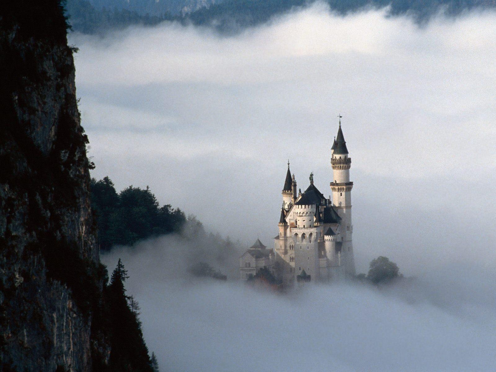 Замъкът Neuschwanstein