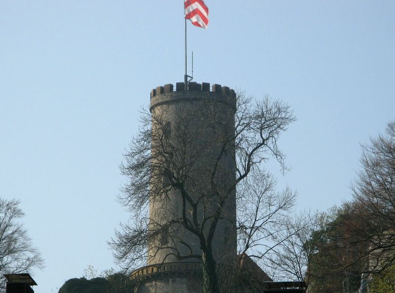 Крепостта Шпаренбург