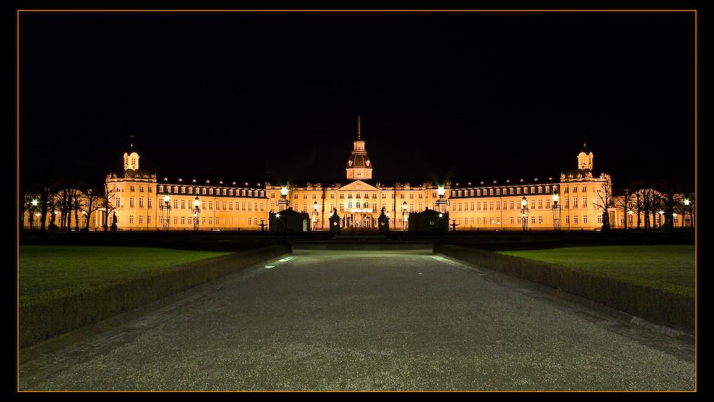 Дворецът Карлсруе