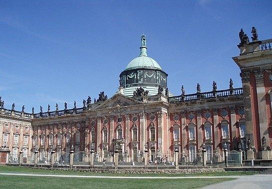 Дворецът Цецилиенхоф