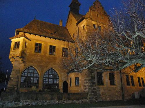 Крепостта Алтенбург