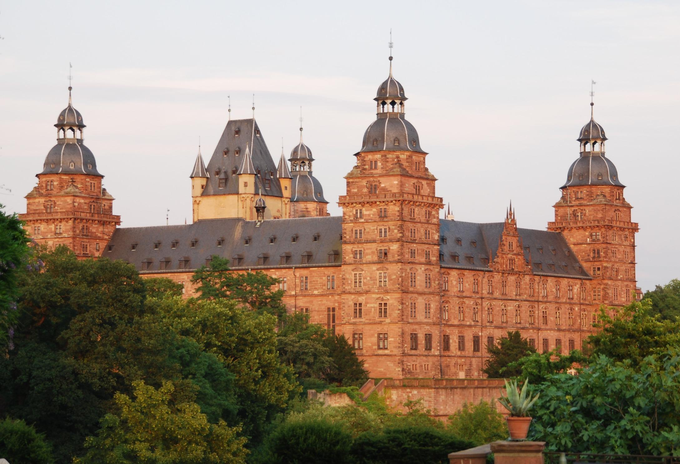 Замъкът Йоханисбург